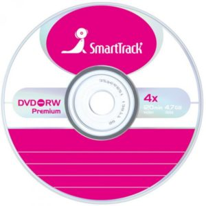 dvd-r SMARTTRACK 4-x (уп. 100шт.)