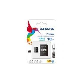 MicroSD 16 Gb A-Data Premier