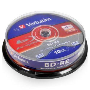 VERBATIM 2-х 25GB (Б-10)
