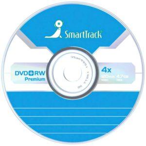 dvd+r SMARTTRACK 4-x (уп. 100шт.)
