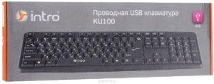 Intro KU100 black USB
