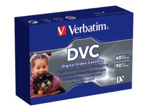 VERBATIM DVM60