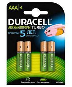 DURACELL HR 3-4BL (850mAh)