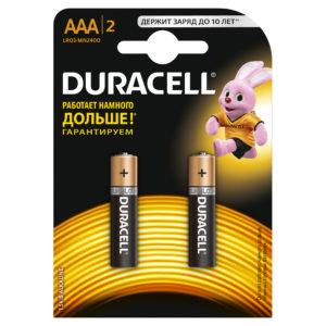 DURACELL LR 3  (2 blister)