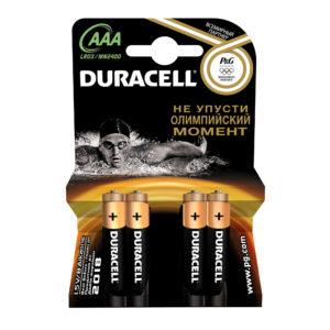 DURACELL LR 3  (4 blister)