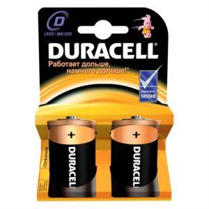 DURACELL LR20  (2 blister)