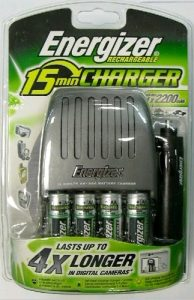 ENERGIZER 15 Min Charger