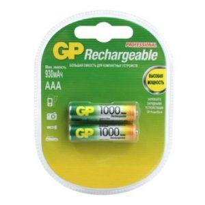 GP HR 3  1000mA (2blister)