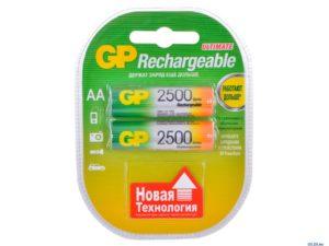 GP HR 6  2500mA