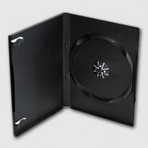 DVD 14 мм  на 1 диск