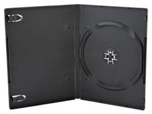 DVD 9 мм на1 диска