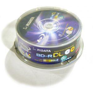 RIDATA 50GB 4-х (Б-25) под печать