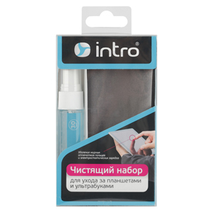 INTRO Чистящий набор для планшетов