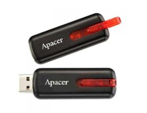 APACER 8 Gb AH326 black