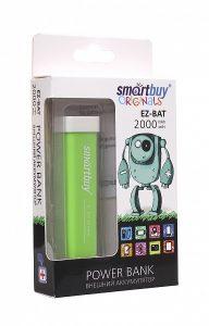 SMARTBUY SBPB-1030 EZ-BAT 2000mAh green