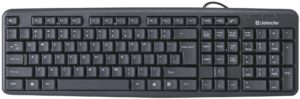 DEFENDER HB-520 Element черный