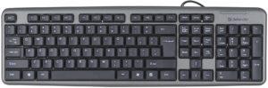 DEFENDER HB-520 Element серый
